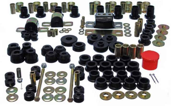 A Master Kit: 63-82 Corvette Bushes & Mounts (USA Made)